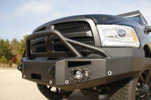 Fab Fours - Premium Winch Front Bumper   Fab Fours (DR13-F2952-B) - Image 3