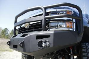 Fab Fours - Premium Heavy Duty Winch Front Bumper | Fab Fours (CH14-A3050-1) - Image 2
