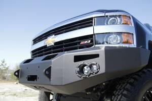 Fab Fours - Premium Heavy Duty Winch Front Bumper   Fab Fours (CH14-A3051-1) - Image 2
