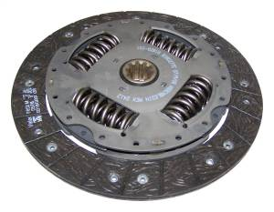 Transmission and Transaxle - Manual - Clutch Plate (Disc) - Crown Automotive - Clutch Disc | Crown Automotive (52104315AC)