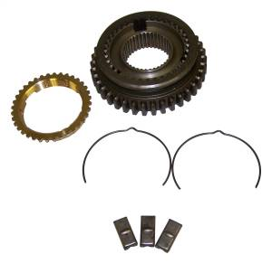 Transmission and Transaxle - Manual - Manual Trans Synchro Assembly - Crown Automotive - Manual Trans Synchro Assembly | Crown Automotive (83504096)