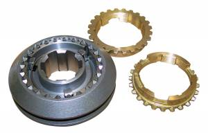 Transmission and Transaxle - Manual - Manual Trans Synchro Assembly - Crown Automotive - Manual Trans Synchro Assembly | Crown Automotive (A6318)