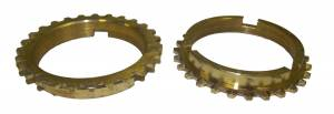 Transmission and Transaxle - Manual - Manual Trans Synchro Ring - Crown Automotive - Manual Trans Synchro Ring Kit | Crown Automotive (J8130256)