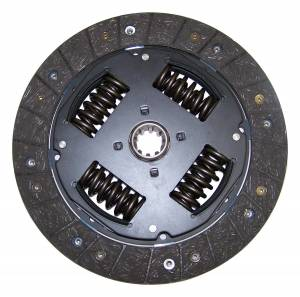 Transmission and Transaxle - Manual - Clutch Plate (Disc) - Crown Automotive - Clutch Disc | Crown Automotive (52104363AA)