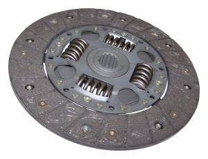 Transmission and Transaxle - Manual - Clutch Plate (Disc) - Crown Automotive - Clutch Disc | Crown Automotive (53007584)
