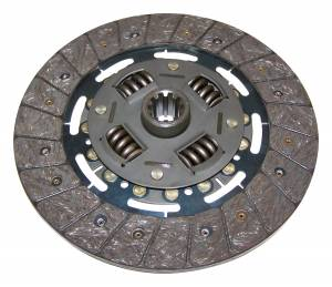 Transmission and Transaxle - Manual - Clutch Plate (Disc) - Crown Automotive - Clutch Disc | Crown Automotive (J0930731)