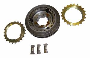 Transmission and Transaxle - Manual - Manual Trans Synchro Assembly - Crown Automotive - Manual Trans Synchro Assembly | Crown Automotive (J0948991)