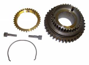 Transmission and Transaxle - Manual - Manual Trans Synchro Assembly - Crown Automotive - Manual Trans Synchro Assembly | Crown Automotive (J8126234)