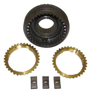 Transmission and Transaxle - Manual - Manual Trans Synchro Assembly - Crown Automotive - Manual Trans Synchro Assembly | Crown Automotive (J8136631)