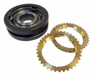 Transmission and Transaxle - Manual - Manual Trans Synchro Assembly - Crown Automotive - Manual Trans Synchro Assembly | Crown Automotive (1AT17025B)