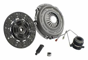 Transmission and Transaxle - Manual - Clutch Kit - Crown Automotive - Clutch Kit | Crown Automotive (XY1991S)
