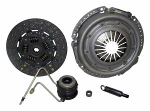 Transmission and Transaxle - Manual - Clutch Kit - Crown Automotive - Clutch Kit | Crown Automotive (XYZ1993S)