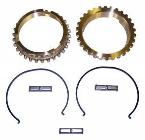 Transmission and Transaxle - Manual - Manual Trans Synchro Assembly - Crown Automotive - Transmission Synchro Kit | Crown Automotive (640397K)