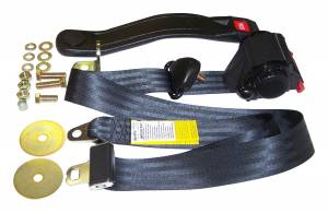 Seats and Accessories - Seat Belt - Crown Automotive - Seat Belt Set | Crown Automotive (BELT3B)