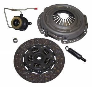 Transmission and Transaxle - Manual - Clutch Kit - Crown Automotive - Clutch Kit | Crown Automotive (XY1992S)