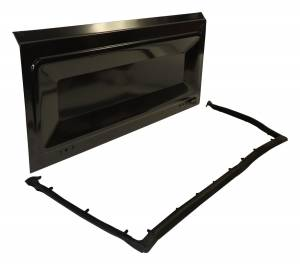 Truck Bed Accessories - Tailgate Gasket - Crown Automotive - Tailgate Kit | Crown Automotive (5454025K)