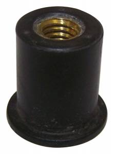 Travel Accessories - Roof Rack Mount Kit Hardware - Crown Automotive - Roof Rack Mounting Nut | Crown Automotive (34201293)