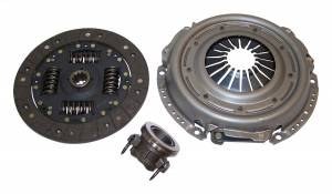 Transmission and Transaxle - Manual - Clutch Kit - Crown Automotive - Clutch Kit | Crown Automotive (4864835K)
