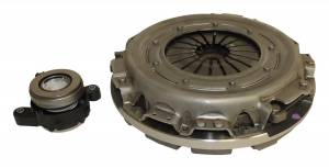 Transmission and Transaxle - Manual - Clutch Kit - Crown Automotive - Clutch Kit | Crown Automotive (5062150AE)