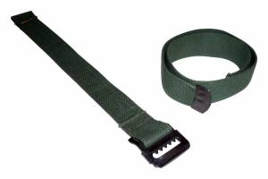 Travel Accessories - Gas/Water Can Strap - Crown Automotive - Jerry Can Strap Set   Crown Automotive (A4127)