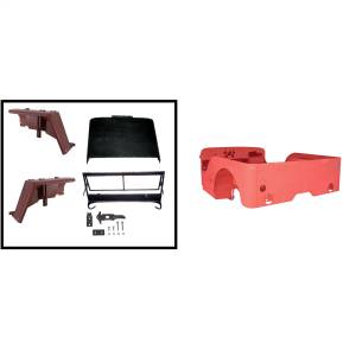 Body Part - Body Tub Kit - Omix - Steel Body Kit   Omix (12001.04)