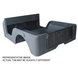 Body Part - Body Tub - Omix - Reproduction Steel Body Tub | Omix (12002.11)