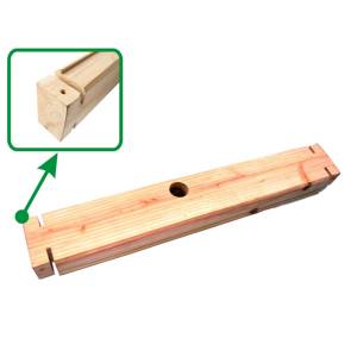 Bumper Wood Fill | Omix (12021.69)