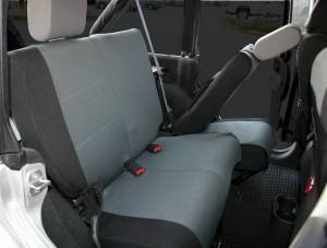 Seats and Accessories - Seat Cover - Rampage - Custom Fit Polycanvas Seat Cover | Rampage (5057821)
