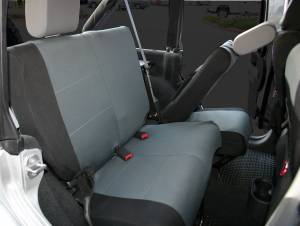 Seats and Accessories - Seat Cover - Rampage - Custom Fit Polycanvas Seat Cover | Rampage (5057921)