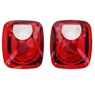 Exterior Lighting - Tail Light Set - Rampage - Diamond Brite Taillight Conversion Kit | Rampage (5307)