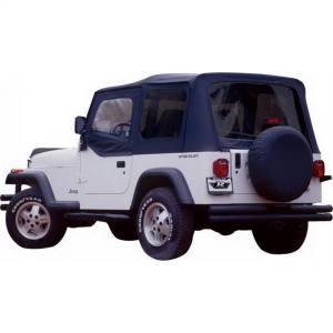 Body Part - Top-Soft - Rampage - Complete Soft Top Kit | Rampage (68215)