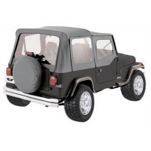 Body Part - Top-Soft - Rampage - Complete Soft Top Kit | Rampage (68111)