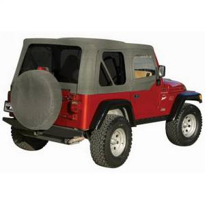 Body Part - Top-Soft - Rampage - Complete Soft Top Kit | Rampage (68211)