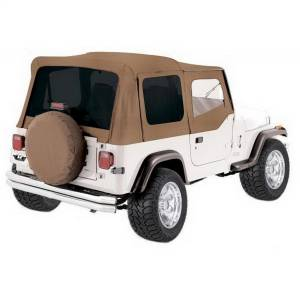 Body Part - Top-Soft - Rampage - Complete Soft Top Kit | Rampage (68217)