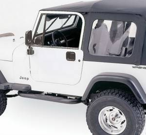 Body Part - Top-Soft - Rampage - Complete Soft Top Kit | Rampage (68035)
