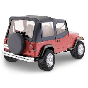 Body Part - Top-Soft - Rampage - Complete Soft Top Kit | Rampage (68115)