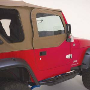 Body Part - Top-Soft - Rampage - Complete Soft Top Kit | Rampage (68117)