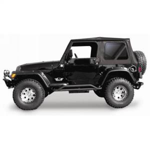 Body Part - Top-Soft - Rampage - Complete Soft Top Kit | Rampage (68735)