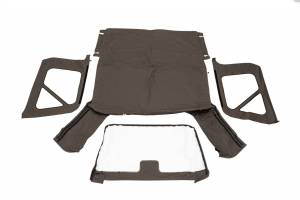 Body Part - Top-Soft - Rampage - Complete Soft Top Kit | Rampage (68736)