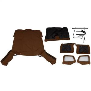 Body Part - Top-Soft - Rampage - Complete Soft Top Kit | Rampage (68517)