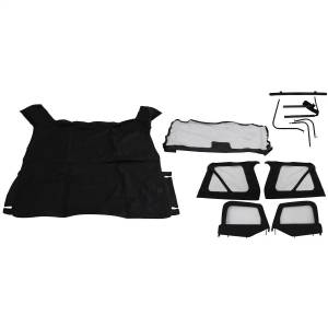 Body Part - Top-Soft - Rampage - Complete Soft Top Kit | Rampage (68335)