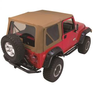 Body Part - Top-Soft - Rampage - Complete Soft Top Kit | Rampage (68317)