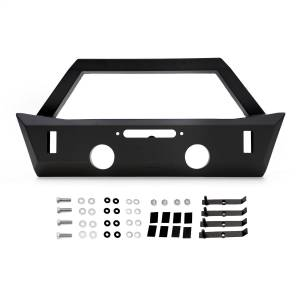 Aluminum Stubby Front Bumper | Rampage (99514)