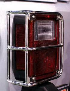 Tail Light Guards   Rampage (88460)