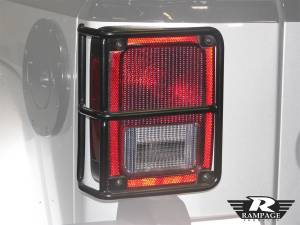 Tail Light Guards   Rampage (88660)