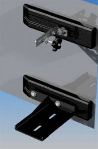 Tools and Equipment - 4X4 Jack Mount Kit - Rampage - High Lift Jack Mount   Rampage (86612)