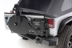 Trail Guard Tire Carrier | Rampage (9950919)