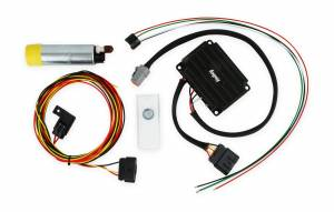 VR1 Series Fuel Pump Quick Kit | Holley Performance (12-767)