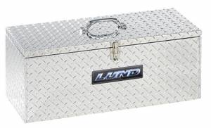 Truck Bed Accessories - Tool Box - Lund - Aluminum Specialty Box | Lund (5140)