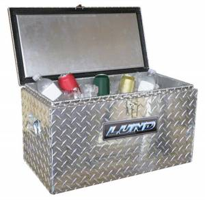 Truck Bed Accessories - Tool Box - Lund - Aluminum Specialty Box | Lund (4400)